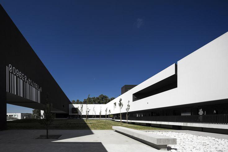 STM School of Technology and Management,© FG+SG Fotografia de Arquitectura