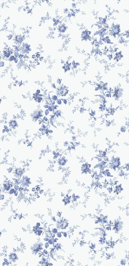 Tapet 97402: Vintage Floral från Wallquest - Tapetorama