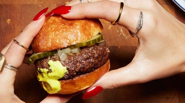 The drive-thru is wonderful, but these burger recipes are even better.We're celebrating all things fast food this week, which, surprisingly enough, may inspire the home cook in you. Sure, spending a couple bucks on a flattened, well-done burger with a squirt of ketchup, a slice of American cheese, an