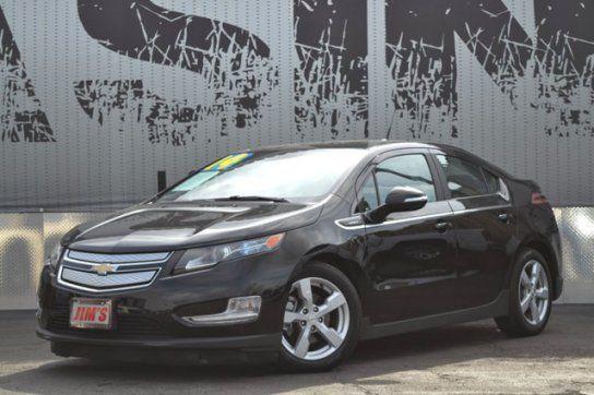 Hatchback, 2014 Chevrolet Volt with 4 Door in Harbor City, CA (90710)
