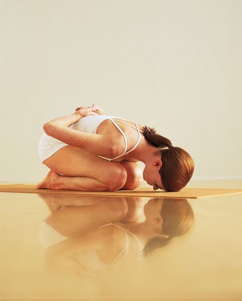 A back to basics #yoga routine. @NatHealthMag