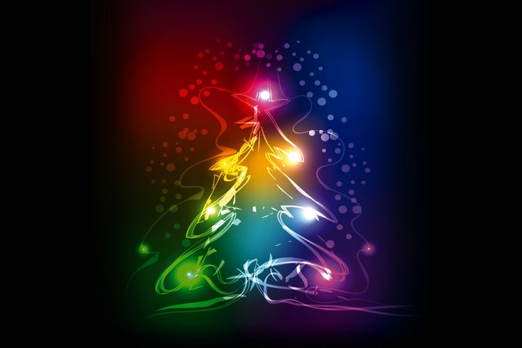 3840x2560 christmas tree 4k pc wallpaper download hd