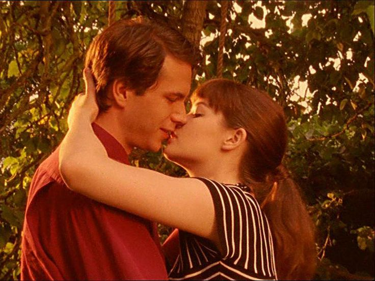 The Moving Finger - James D'Arcy and Tallulah Riley