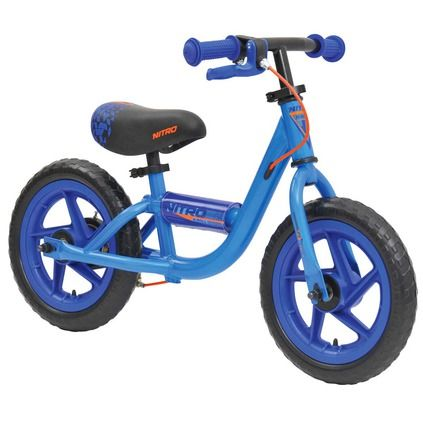 Nitro N-Roll 30CM Kids Balance Bike