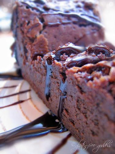 Find Karina's best gluten-free recipes- flourless chocolate cake ...