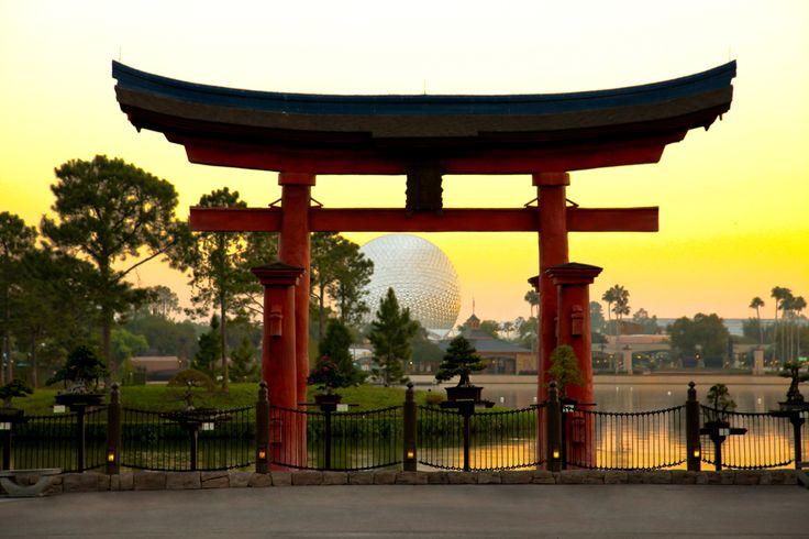 Disney World | Epcot | Japan