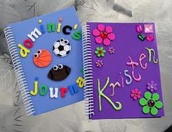 Fun Kids Activity: Summer Journal Craft