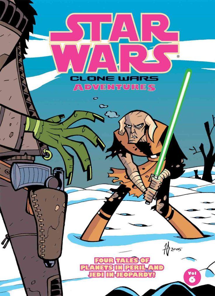 Star Wars: Clone Wars Adventures 6