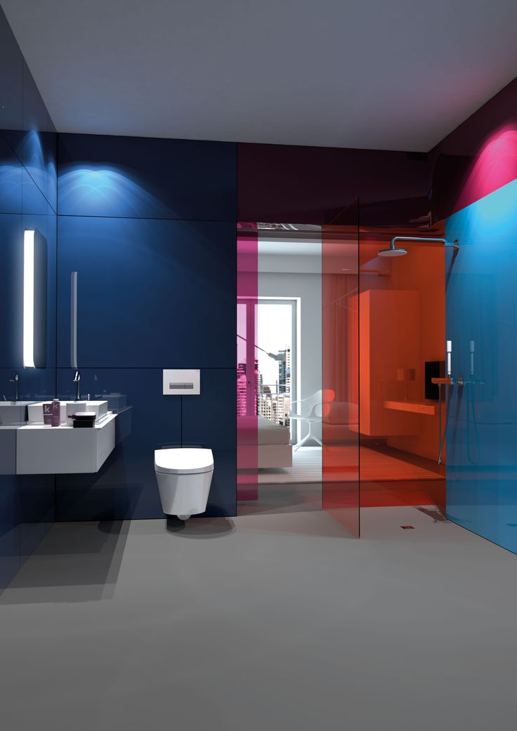 Created by architect and designer Matteo Thun, the Geberit AquaClean Sela shower toilet offers simple to control, spa-like levels of cleanliness within a streamlined design.