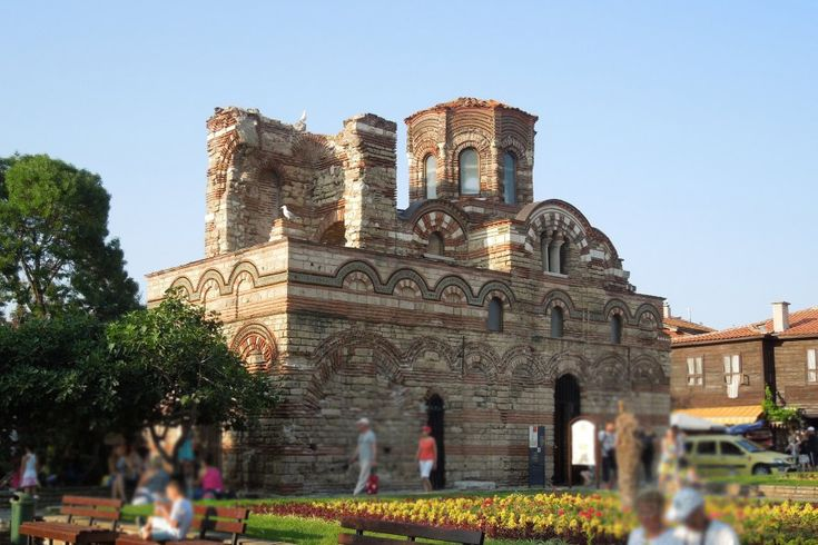 30-Best Holiday Destinations: Nessebar (Nesebar), Bulgaria