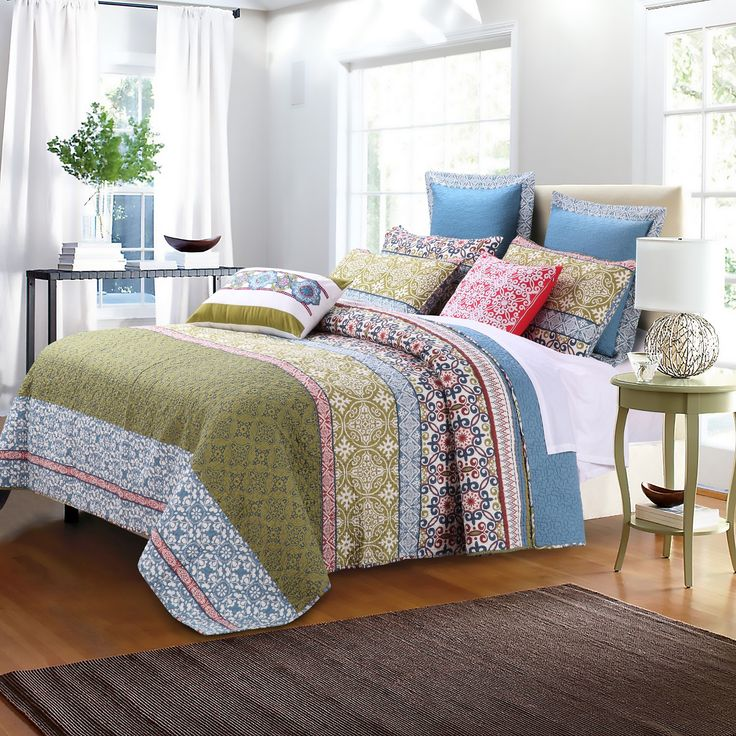 1000 Images About Beautiful Bedding On Pinterest Quilt