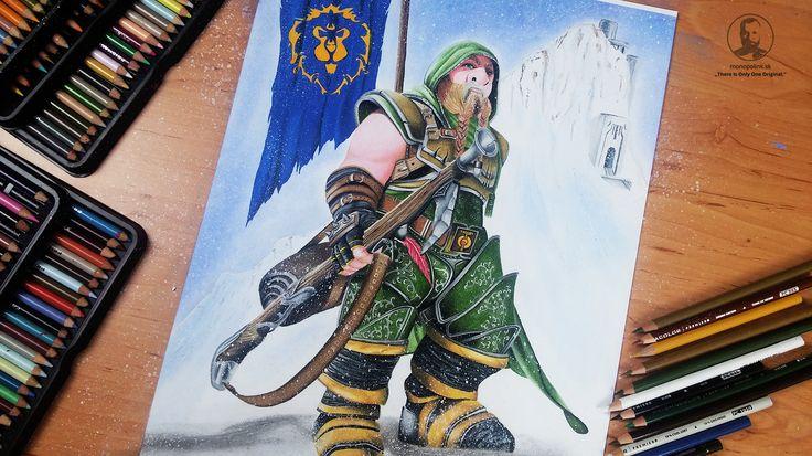 Dwarf Hunter, wow, world of warcraft