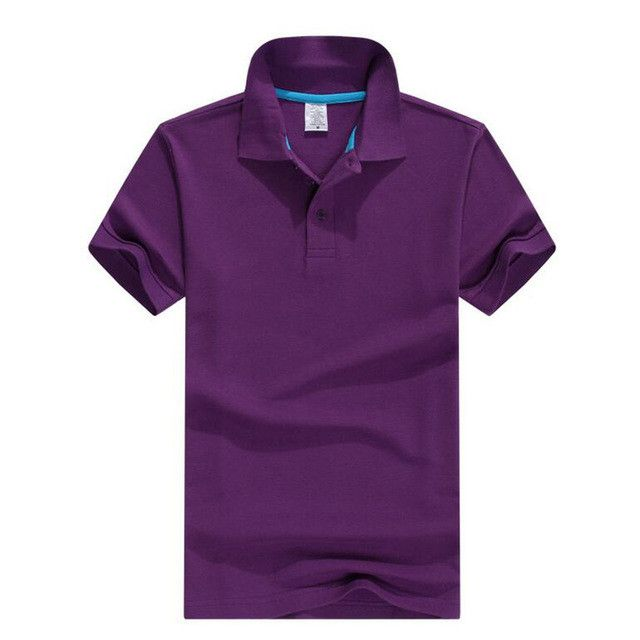 mens polo shirt 2016 summer style short sleeve soild color cotton POLO shirts men S-3XL plus size good quality Polo shirt T17