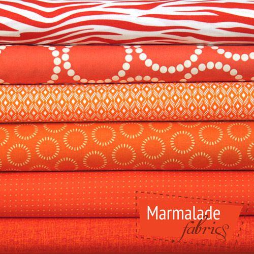 Around the Color Wheel Print Bundles at MarmaladeFabrics ...
