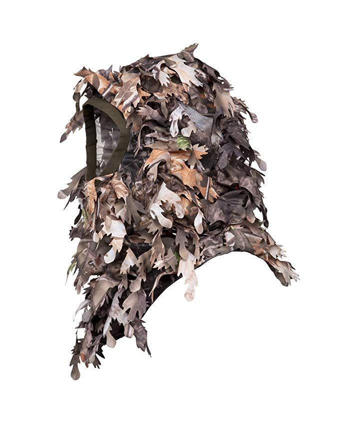 756ea598803c9 North Mountain Gear Ghillie Camouflage Face Mask - Hunting Accessories -  Hunting Hat - Turkey Hunting - Hunting Mask - Camo Face … | Hunting  Camouflage ...