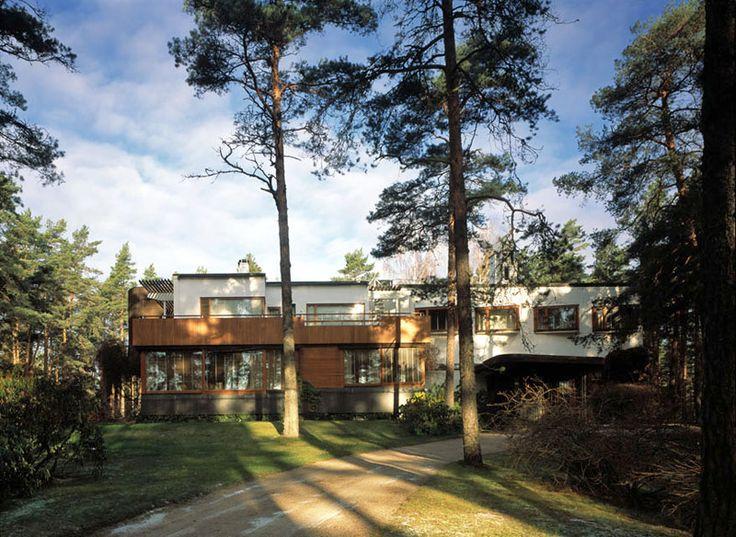 Top 25 ideas about alvar aalto villa mairea on pinterest - Villa mairea alvar aalto ...