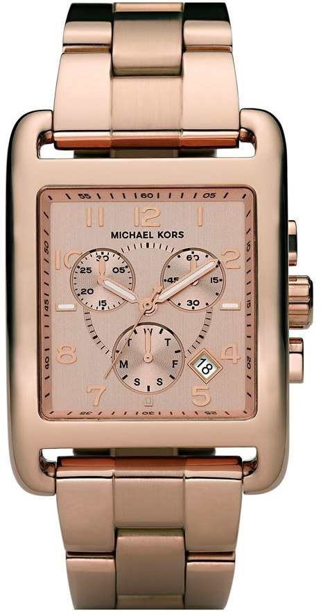 70a5118e4f5b Rose gold Michael Kors watch.Didn t think I liked rose gold until I saw  this!