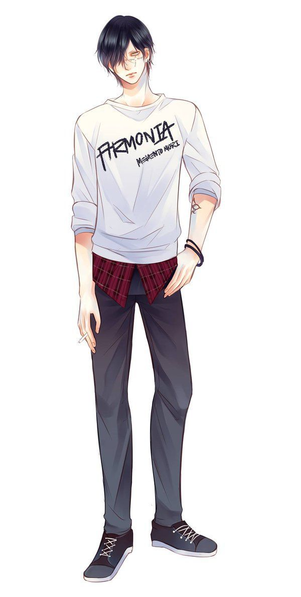 Anime Male Poses Full Body Hairstylesforgirls Hairstylesmenn Hairstylesmen In 2020 Anime Guys Mens Outfits Anime Outfits