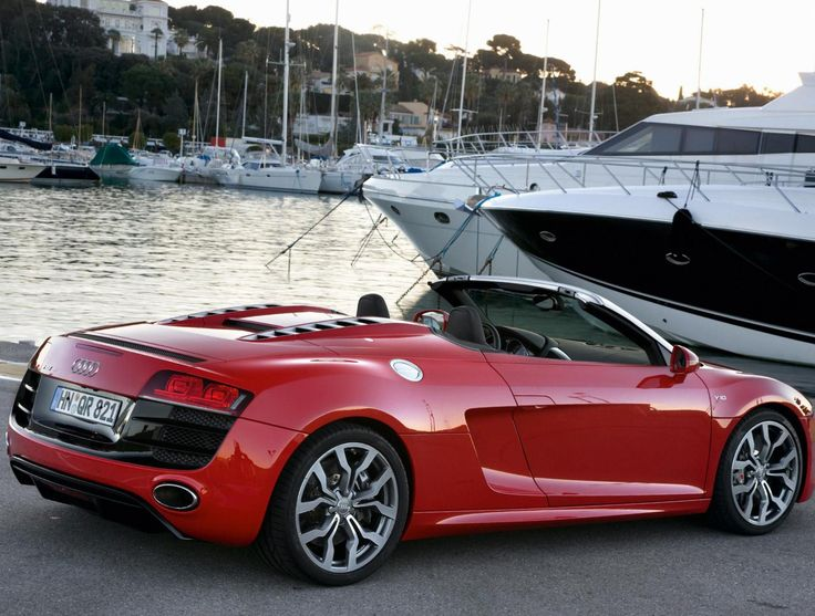 R8 Spyder Audi for sale - http://autotras.com