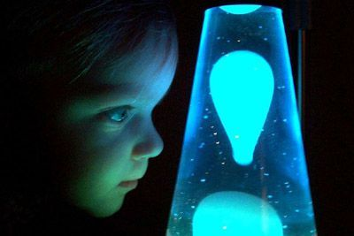 Glow In The Dark Lava Lamp - Aussie Childcare Network