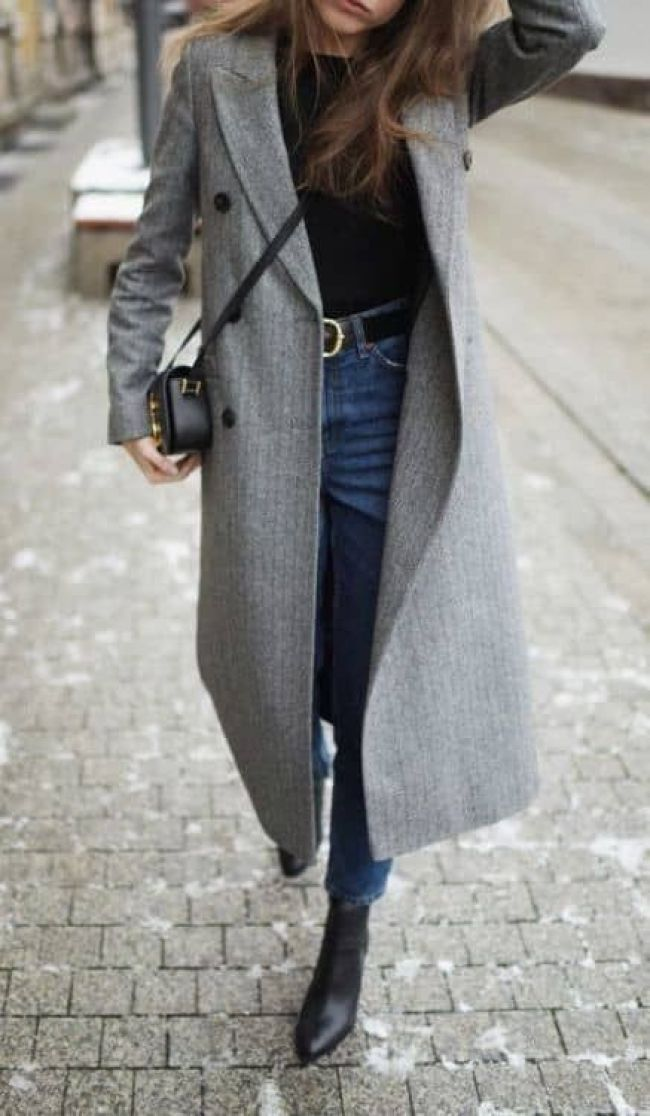 45 Lovely Fall Outfits You Must Have Vol. 1 / 45 #Fall #Outfits