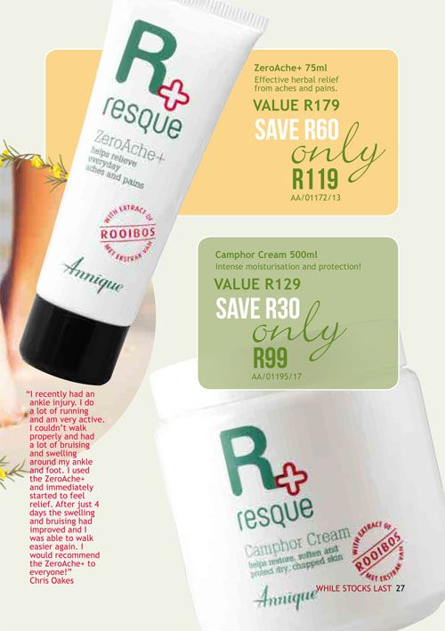March 2018 Beaute | Annique Health & Beauty Specials. Purchase these Monthly  specials from our Rooibos-Miracle Online Store. #annique #zeroache #resque #rooibos #rooibosmiracle #skincare #cosmetics #diet #naturalremedies