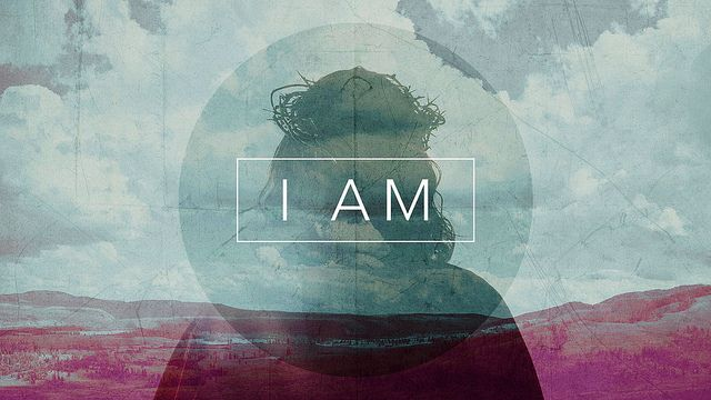 I Am - Easter Series by 7ulio.com, via Flickr