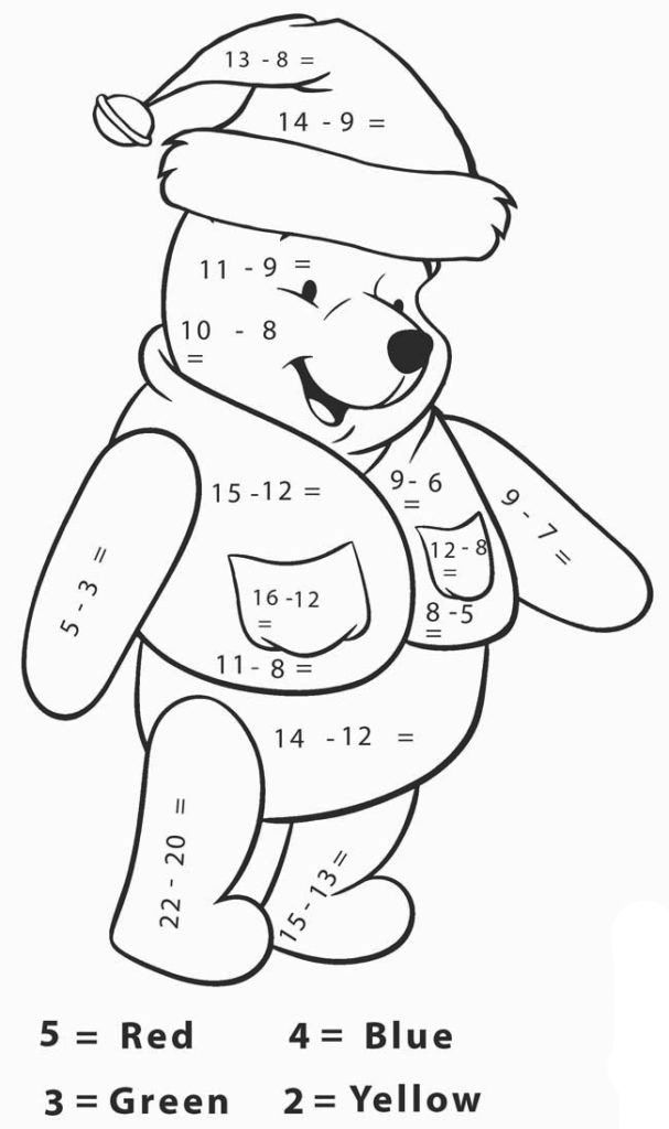 Math Coloring Pages Math coloring worksheets, Math