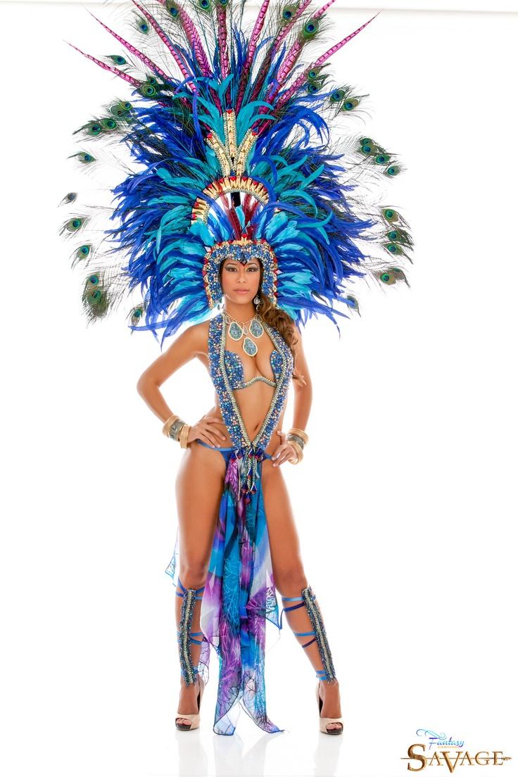 135 Carnival Outfits Images Pinterest Trinidad Fantasy Rio Azul Frontline