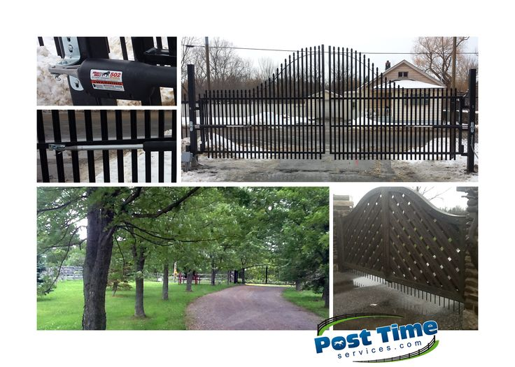 54 Best Automatic Gate Opener Images On Pinterest