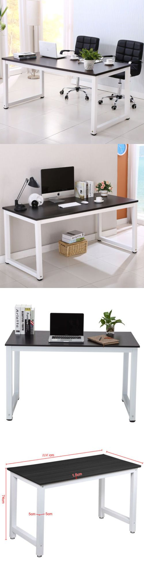 Vittsjo laptop table to upscale side table get home decorating - Office Furniture Computer Desk Pc Laptop Table Workstation Study Work Table Home Office Furniture