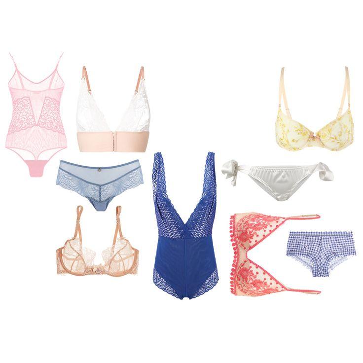 Soldes lingerie : découvrez notre sélection de 30 pièces de lingerie petit prix à s'offrir pendant les soldes d'été...
