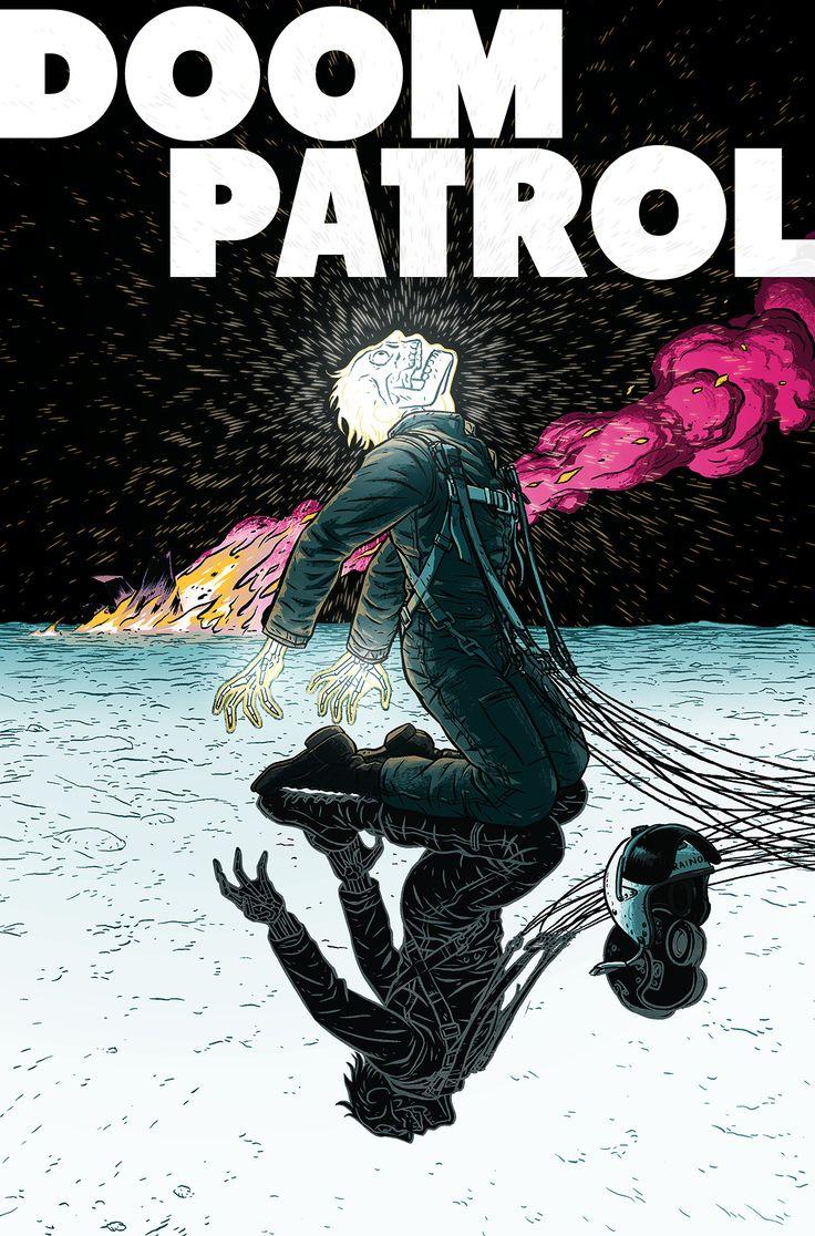 DOOM PATROL #2