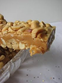 Heidi Bakes: Salted Nut Bars