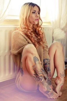 3d татуировки Димонд на красивых фотографии ног для женщин | Лучшие татуировки Идеи
