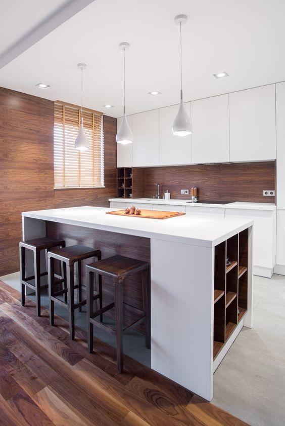 48 Uniquely Stylish Minimalist Kitchen Island Ideas For Stunning Adorable Design A Kitchen Online For Free Minimalist