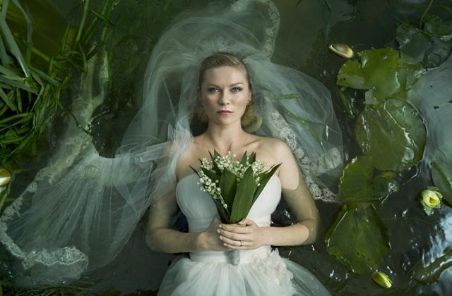.: Film, Melancholia, Kirsten Dunst, Movie, Vontrier, Lar Von Trier, Posters, Charlotte Gainsbourg
