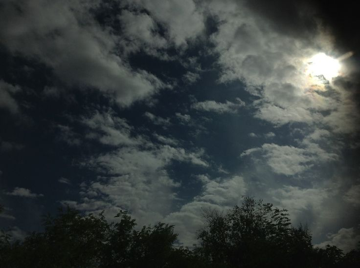 Ottobre 2012. Il cielo notturno sopra le nostri viti.