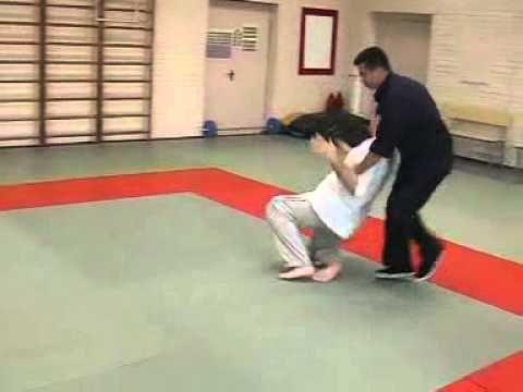 Мастер класс по технике вин-чун (2005 год) - YouTube