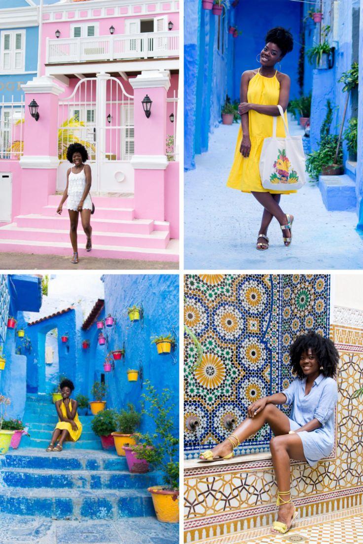 Travel fashion bloggers - SimplyCyn