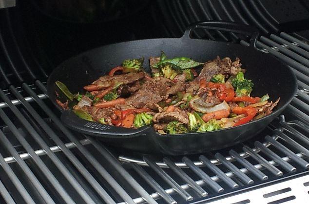 Weber Gourmet BBQ System