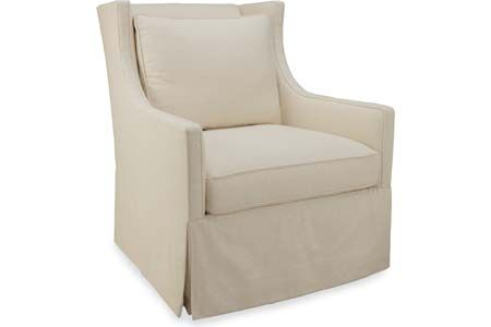 Lee Industries 1011-01SW Swivel Wing Chair - any fabric you like or leather.