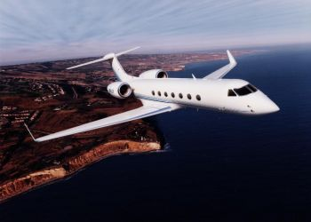 Gulfstream V: The Ferrari of Private Jets