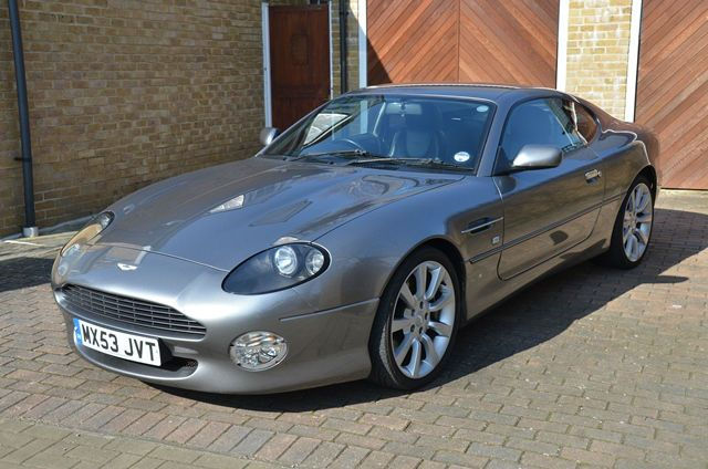 2003 Aston Martin DB7 5.9 V12 Vantage You can be James bond for such little money. More pics................