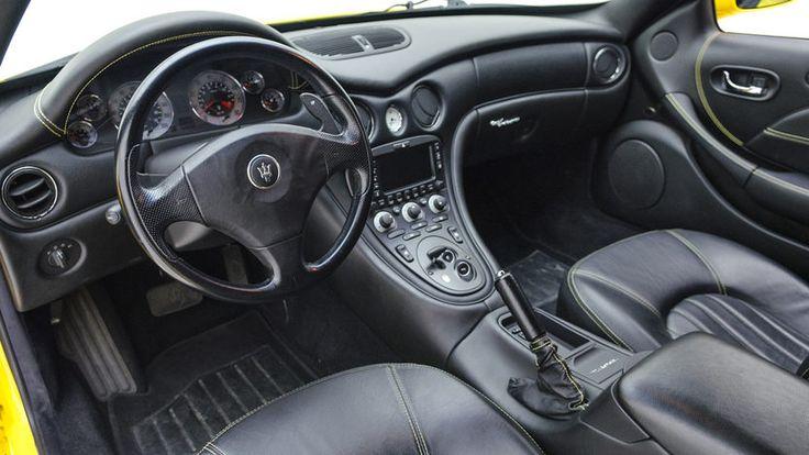 2002 Maserati Cambiocorsa Coupe 4.2/400 HP, Automatic presented as lot F116 at Seattle, WA 2014 - image3