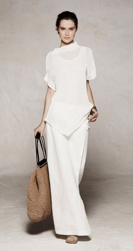 :: FASHION :: LOVE for spring Sarah Pacini ss 2012. #fashion
