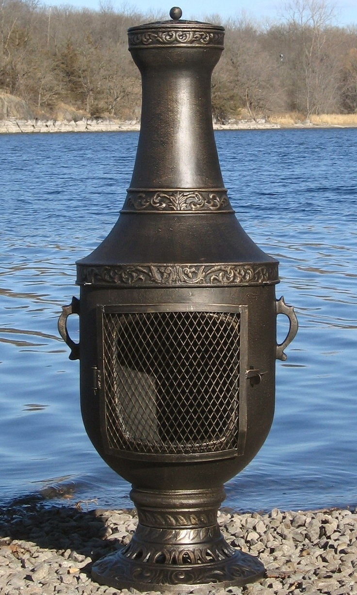 17 Best Images About The Blue Rooster Venetian Chiminea On Pinterest Mouths Hardware And