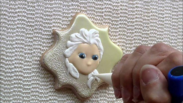 Creating the Head of Elsa