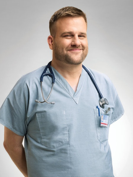 Stephen Wallem in Nurse Jackie