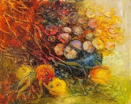"Andras Manajlo ""Autumn Still Life"""